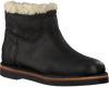 Schwarze SHABBIES Ankle Boots 181020056 - small