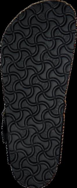 Schwarze BIRKENSTOCK Pantolette GIZEH MAGIC SNAKE - large