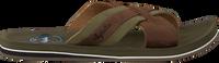 Braune AUSTRALIAN Pantolette HAAMSTEDE AT SEA - medium