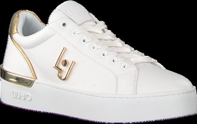 Weiße LIU JO Sneaker low SYLVIA 01  - large