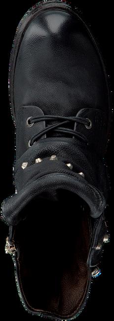 Schwarze A.S.98 Biker Boots 207250 - large