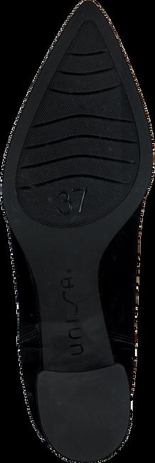 Schwarze UNISA Stiefeletten JISTE PCR - large