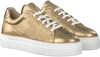 Goldfarbene ROBERTO D'ANGELO Sneaker low FERMO  - small