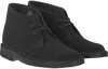 Schwarze CLARKS Ankle Boots DESERT BOOT DAMES - small