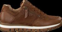 Cognacfarbene GABOR Sneaker 438  - medium