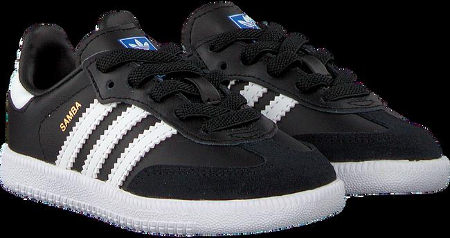 Schwarze ADIDAS Sneaker SAMBA OG EL I - large