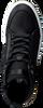 Schwarze OMODA Sneaker high A0F500E6L_BLCKOM  - small