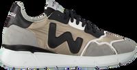 Goldfarbene WOMSH Sneaker low RUNNY DAMES  - medium