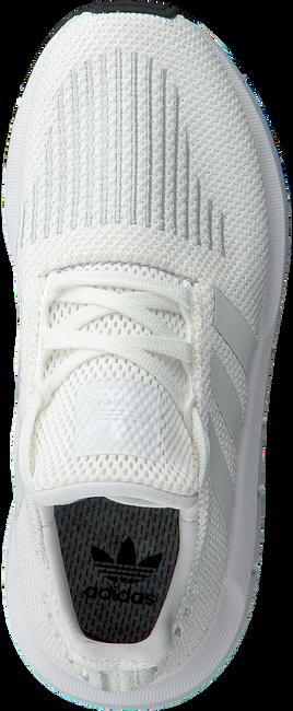 Weiße ADIDAS Sneaker SWIFT RUN C - large