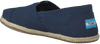 Blaue TOMS Espadrilles ALPARGATA M - small
