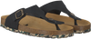Schwarze DEVELAB Zehentrenner 48079 - small