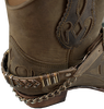 Taupe SENDRA Schuh-Candy ARNES - small