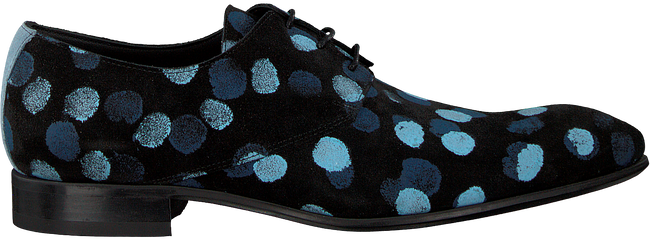 Schwarze MASCOLORI Business Schuhe BLACKLIGHT - large