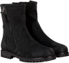 Schwarze OMODA Ankle Boots 8714 - small