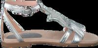 Silberne UNISA Sandalen LESTAR - medium
