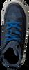 Blaue BRAQEEZ Langschaftstiefel 417921 - small