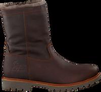 Braune PANAMA JACK Ankle Boots FEDRO IGLOO C10 - medium