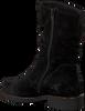 Schwarze GABOR Hohe Stiefel 703  - small