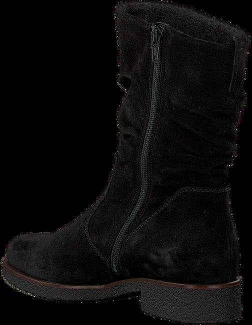 Schwarze GABOR Hohe Stiefel 703  - large
