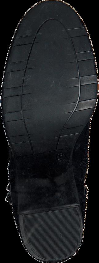 Schwarze OMODA Stiefeletten 8698 - larger