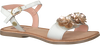 Weiße GIOSEPPO Sandalen 45360 - small