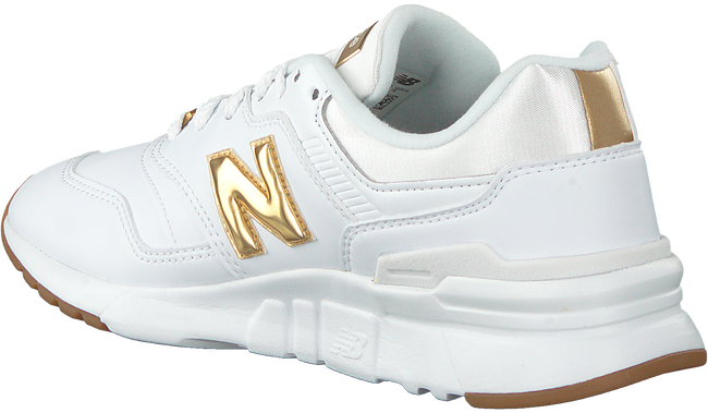 Weiße NEW BALANCE Sneaker low CW997  - large
