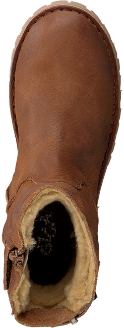 Cognacfarbene GIGA Stiefeletten G3291  - large