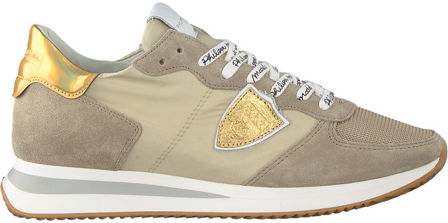 Beige PHILIPPE MODEL Sneaker low TRPX L D  - large