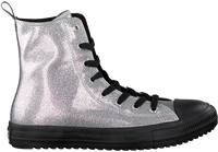 Silberne CONVERSE Sneaker ALL STAR BOOT -X-HI  - medium