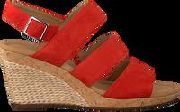Rote GABOR Sandalen 825.1  - medium