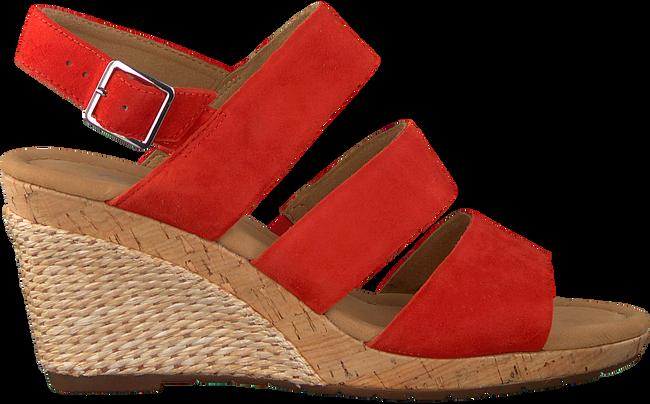 Rote GABOR Sandalen 825.1  - large
