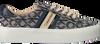 Blaue CALVIN KLEIN Sneaker low JINJER  - small