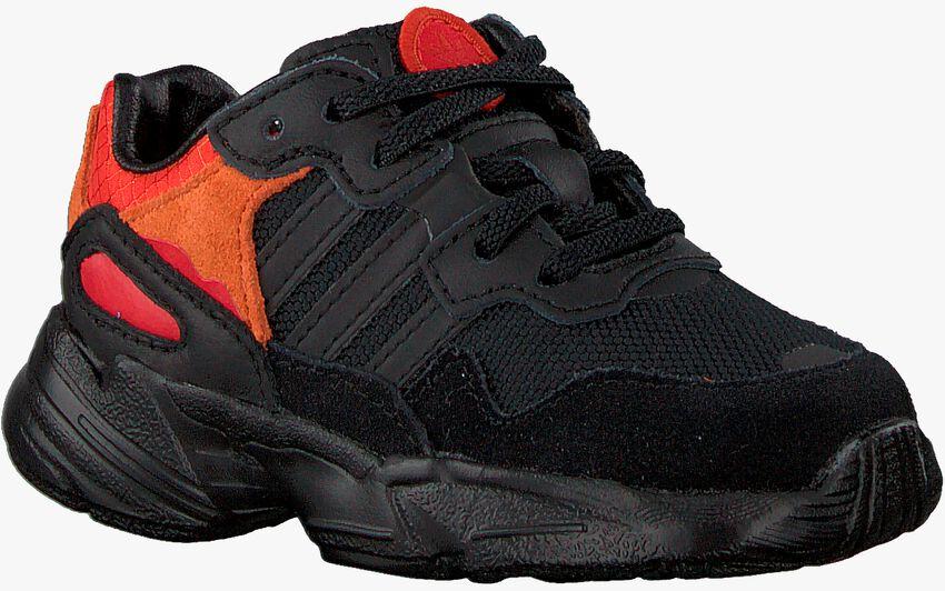 Schwarze ADIDAS Sneaker YUNG-96 EL I  - larger