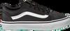 Schwarze VANS Sneaker OLD SKOOL KIDS - small