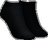 Schwarze TOMMY HILFIGER Socken 343024 - small