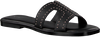 Schwarze TORAL Mules 11074  - small