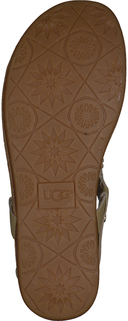 gold UGG shoe AYDEN II METALLIC  - large