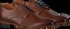 Cognacfarbene VAN LIER Business Schuhe 1918900  - small
