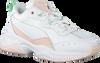 Weiße PUMA Sneaker low CILIA LUX  - small