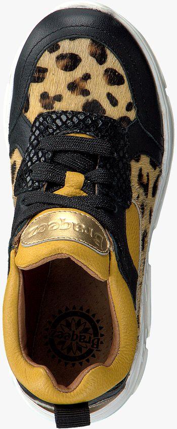 Gelbe BRAQEEZ Sneaker RENEE RUN  - larger