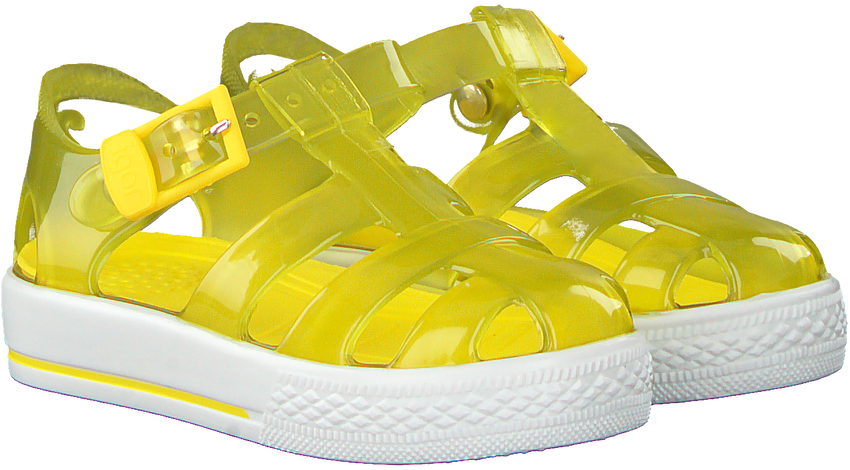Gelbe IGOR Sandalen S10107 - larger