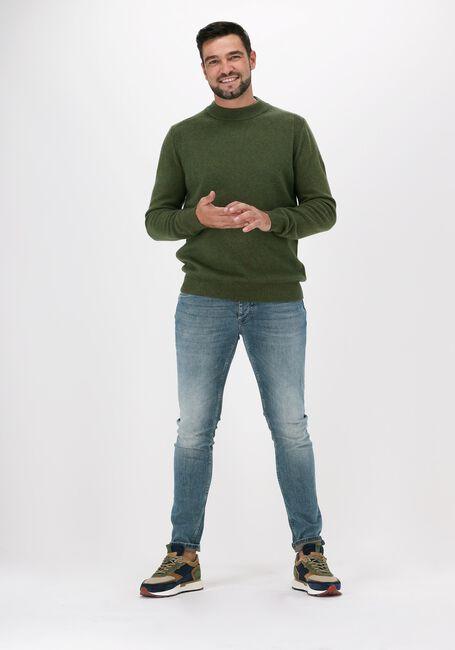 Dunkelgrün ANERKJENDT Pullover AKRICO LAMBSWOOL KNIT - large