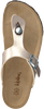 Goldfarbene KIPLING Pantolette MARIA 3 GY  - small