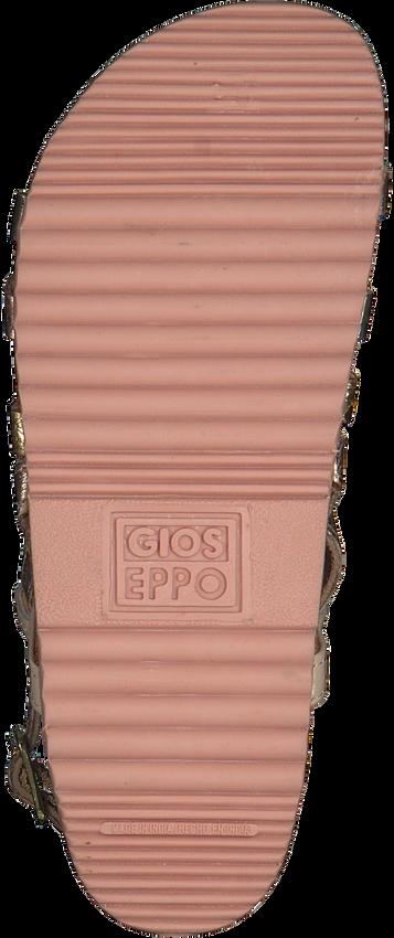 Goldfarbene GIOSEPPO Sandalen 43830 - larger