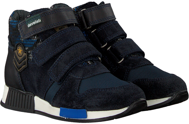 Blaue DEVELAB Sneaker 41693 - large