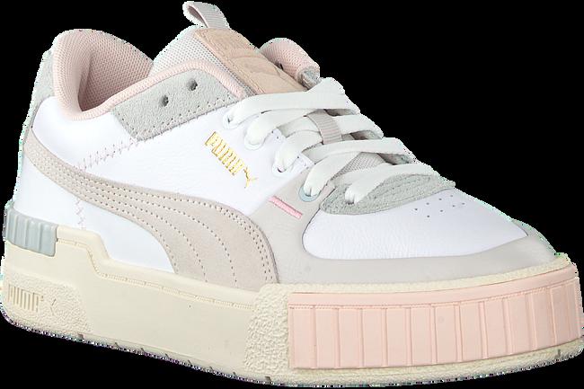 Weiße PUMA Sneaker low CALI SPORT MIX WN'S  - large