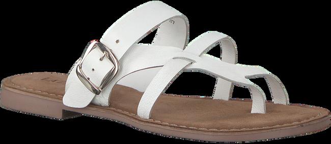 Weiße LAZAMANI Pantolette 75.608  - large