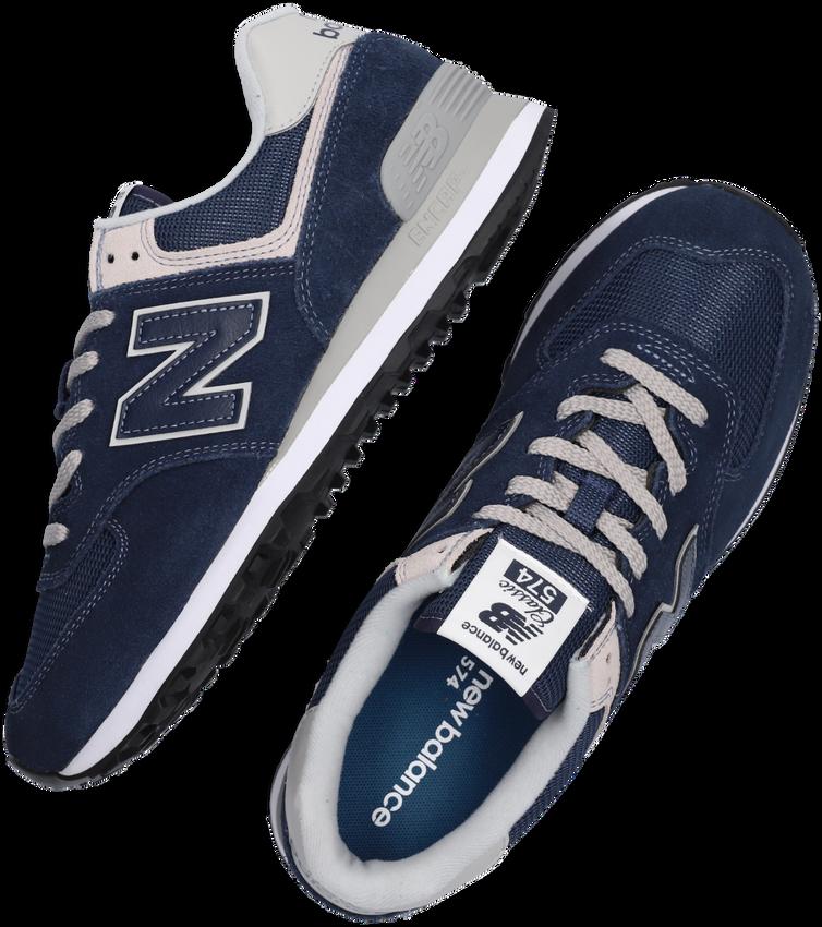 Blaue NEW BALANCE Sneaker ML574 - larger
