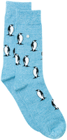 Blaue Alfredo Gonzales Socken THE PENGUIN  - medium