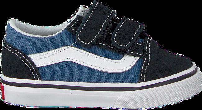 Blaue VANS Sneaker TD OLD SKOOL V NAVY  - large